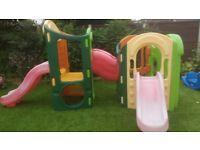 Little Tikes 8 in 1 playground