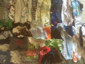 Baby boy clothing lot.