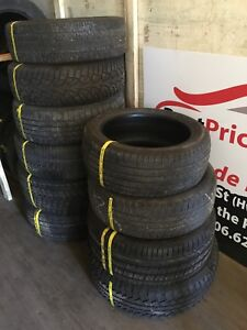 Single tires for $10