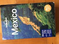 Lonely Planet Mexico incl Mexico City Map