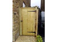 Garden Exterior External door required
