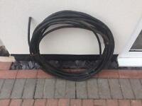 2.5mm Armoured Cable.