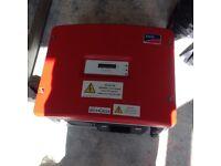 SMA Sunny boy SB 3800 solar panel inverter