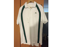 Brand new Lacoste Tennis Trim Polo Shirt for men