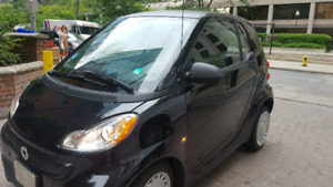 2013 Smart Car - August already paid for