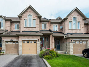 3 BED/3 BATH PICKERING CONDO TOWNHOUSE FOR SALE