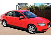 Volvo S40 1.6S, One Owner, 16835 Mls, Exceptional S/History, Possibly the Best 2008 Model in the UK