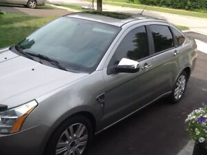 2008 Ford Focus SES For Sale