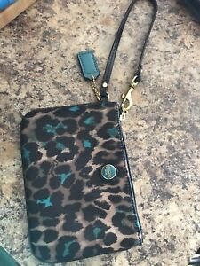 Coach Wristlets and Coin purses