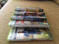 XBOX 360 games Lego Fifa £4 each