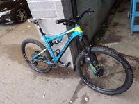 C boredman pro down hill bike. very nice bike!