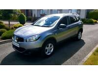 2011 NISSAN QASHQAI +2...FSH...FINANCE THIS CAR FROM £46 PER WEEK... VERY GOOD CONDITION...