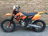 Ktm excf 250 road legal enduro
