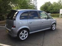 2009 Vauxhall Meriva 1.6 i 16v Design 5dr (a/c)