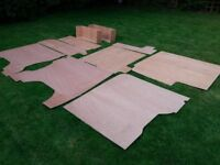 Plylining for a Renault Trafic Van LWB, Never been used.