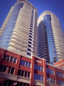 2 Bedroom Luxury high-rise Condo in downtown Icon