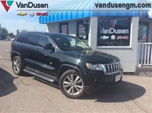 2011 Jeep Grand Cherokee 70th Anniversary 4WD - $196.81 B/W
