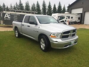 "2010 Dodge Ram 1500 SLT Pickup Truck 4x4 Ext Cab 6'4"" Box"
