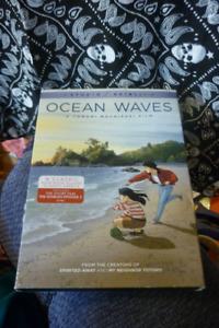 Anime Manga DVD Ocean Waves