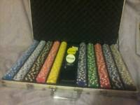 1000 casino chips ( approx)