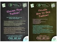 Private Tutor and Small Group Tuition Classes