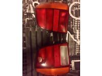 VW polo 6n rear tail lights