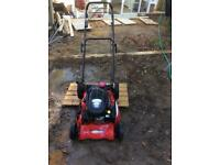 'Frisky Fox' Self Propelled Petrol Lawnmower