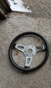 1970-1971 PLYMOUTH BARRACUDA TUFF STEERING WHEEL