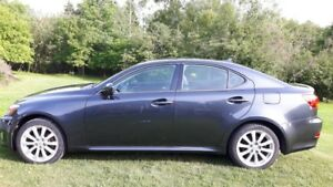 2007 Lexus IS250 AWD Sedan