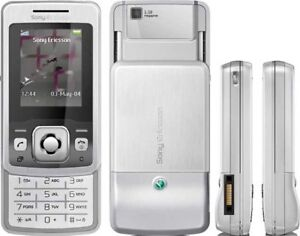 Factory sealed Sony Ericsson T303a