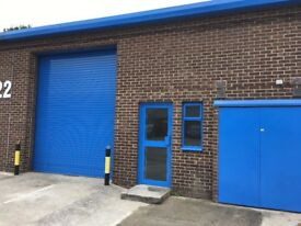 1040 sq ft Industrial Unit/ Workshop/ Unit/ Office / in Yeovil