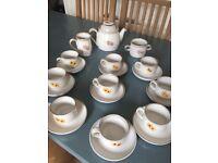 Denby tea set Gypsy design 1975 £ 70