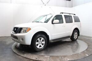 2009 Nissan Pathfinder SE AWD MAGS TOIT 7 PASSAGERS