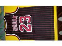 Jersey basket nba Michael Jordan 23 Chicago bulls