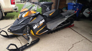 Ski-Doo 2013 800R Summit Sport 154""