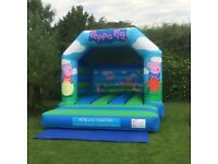Bouncy cast snd soft play hire