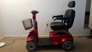 Fortress Scooter