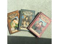 The Spiderwick chronicles X 3 books