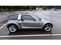 2003 Smart Roadster Coupe Targa Cabrio Summer Fun