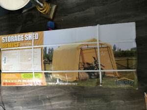 10x10 storage shed - never used still in box