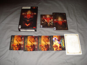 Diablo 3 for PC, NEW and only $15!