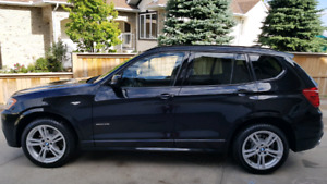 2014 BMW X3 XDrive 35i - Completely Loaded!