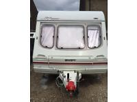 Swift challenger 490 5 berth caravan