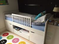 Aspace Cabin Bed - Single Bed with storage