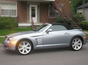 2008 Chrysler Crossfire Cabriolet