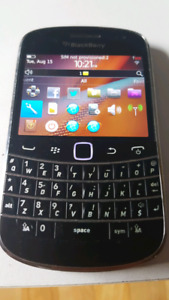 BlackBerry Bold 9900 Good condition 40$