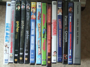 DVDS - all for $4