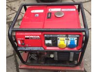 Honda EM2200 generator, 240v & 110v