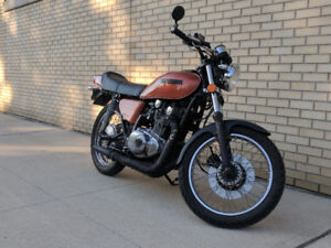 "Classic ""77 Suzuki GS400 Very Clean and Road Ready! *UVIP*"
