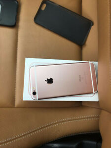 Pink 32g Iphone 6s to trade for a grey 32g iphone 6 or 6s